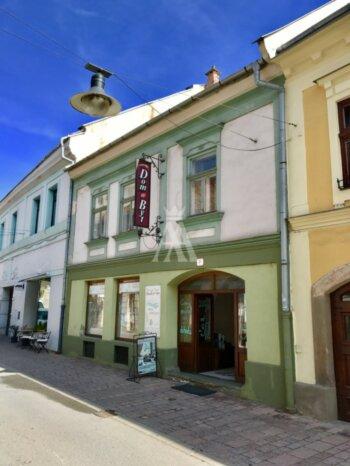 Polyfunkčný objekt na predaj 297m2, Košice - Staré Mesto, 71856_0
